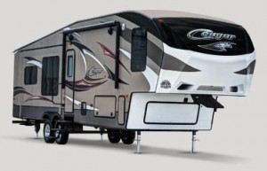 cougar fifth wheel