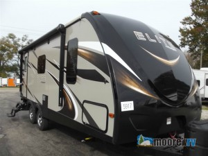 Keystone Passport Elite Travel Trailer