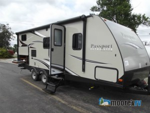 Keystone Passport  Grand touring Travel Trailer