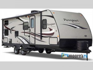 Keystone Passport Travel Trailer