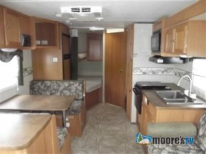 used lightweight RV Moore's RV