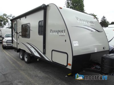 Keystone Passport Express Travel Trailer