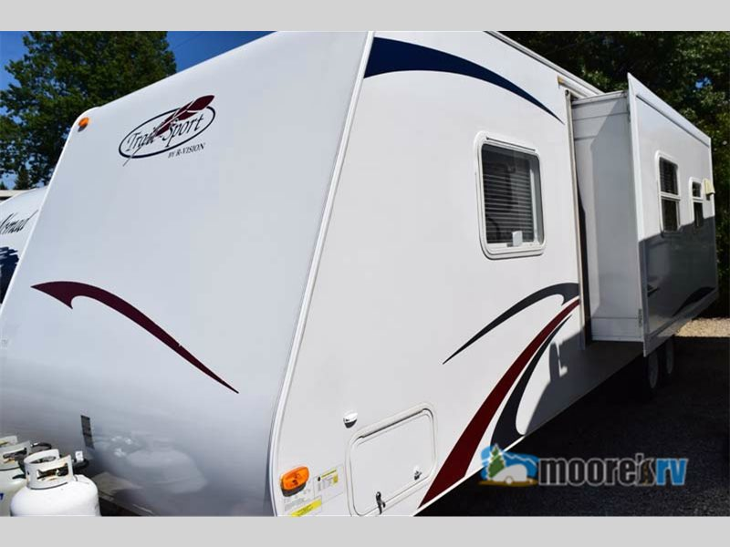 Used 2009 R-Vision Trail Sport Travel Trailer