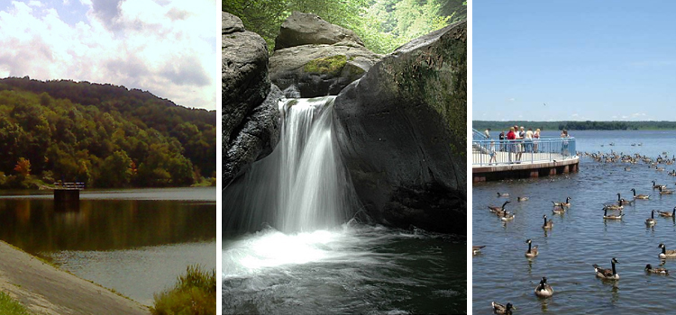3 incredible camping locations in western pennsylvania, picture of 3 different camping locations in western pennsylvania