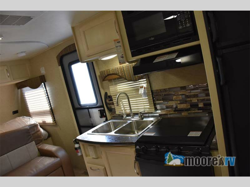 Winnebago Micro Minnie Travel Trailer Interior