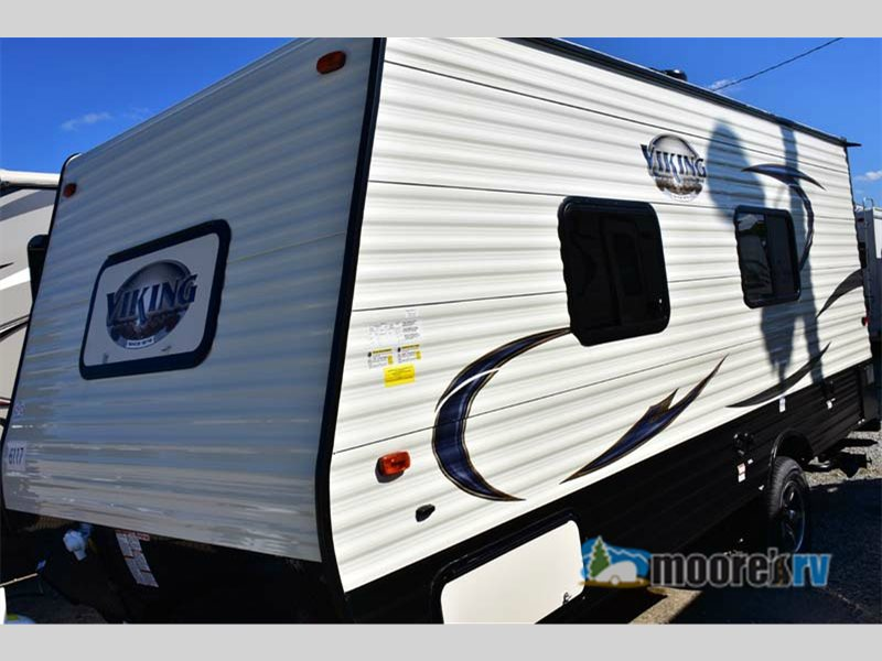 Viking Ultra-lite Travel Trailer