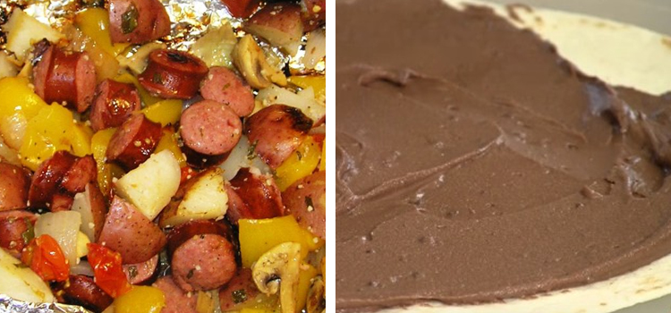 2 delicious camping hacks, not your average smores and hobos camping recipes