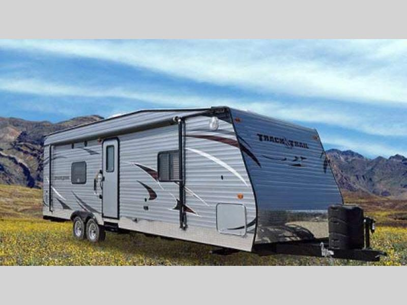 Gulf Stream Track & Trail Toy Hauler Travel Trailer