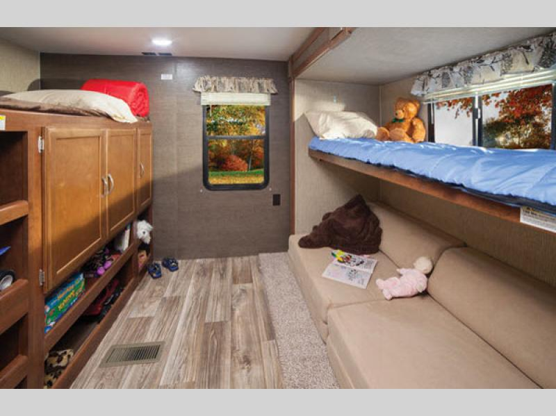 Keystone Passport Travel Trailer Bunkhouse