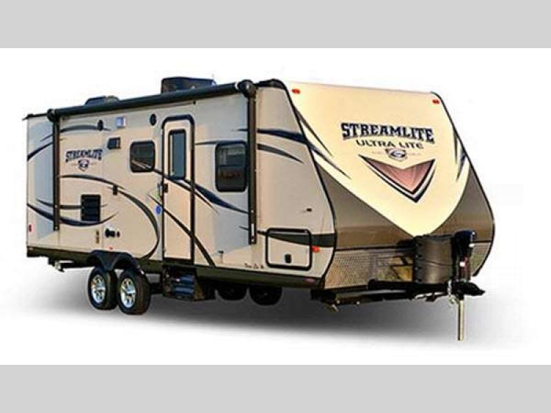 Gulf Stream Streamlite Ultra Lite Travel Trailer