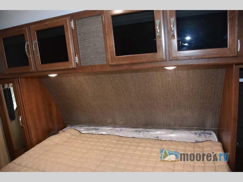 Keystone Passport Travel Trailer Bedroom