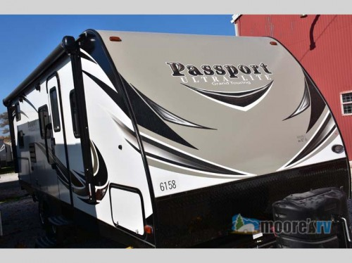 Keystone Passport Ultra Lite Travel Trailer
