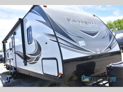 Lightweight Travel Trailer
