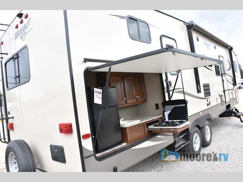 2018 Keystone RV Hideout 308BHDS Outdoor Kitchen