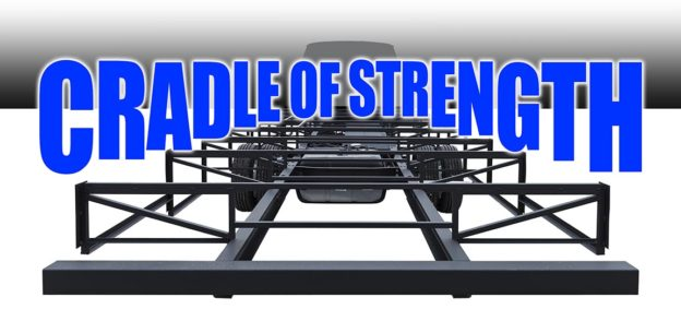 Gulf Stream Motorhome Cradle of Strength