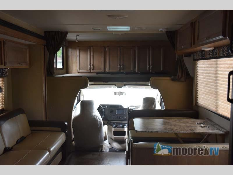 Conquest Forward View Motor Home