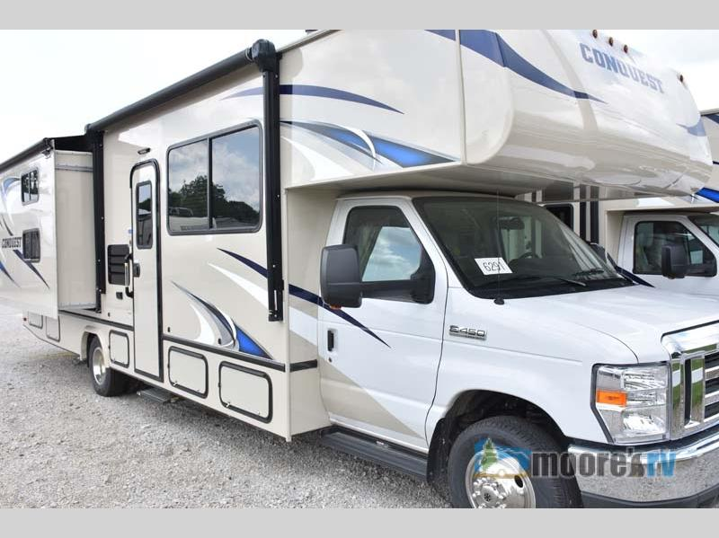 Conquest Motor Home Moore's RV