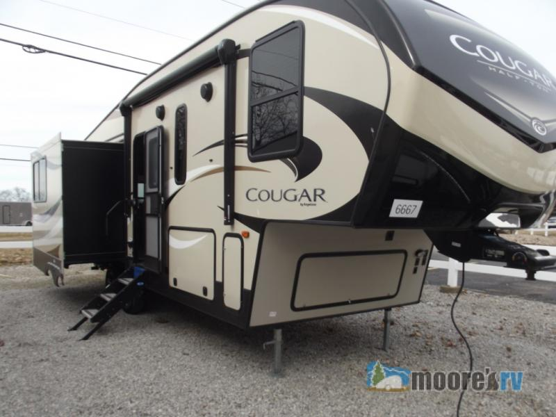 Keystone Cougar Half Ton Fifth Wheel main